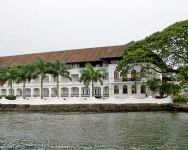 Royal Stay at Brunton Boatyard in Kochi @ Flat 48% off