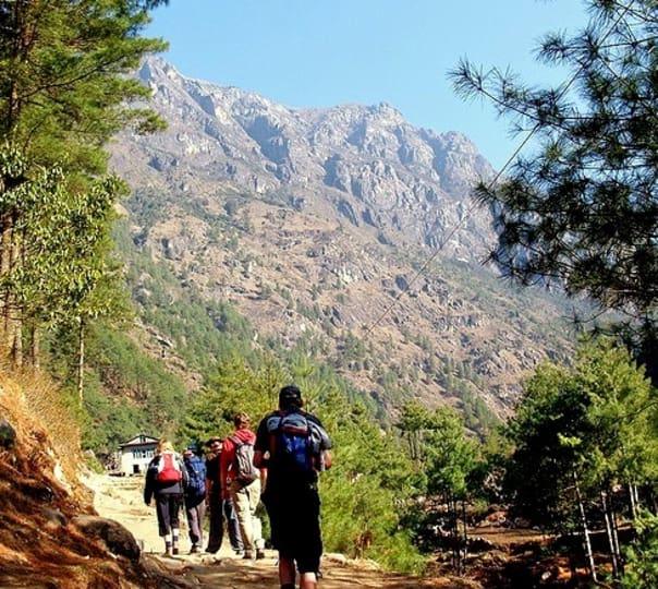 Mount Everest Base Camp Trek, Nepal