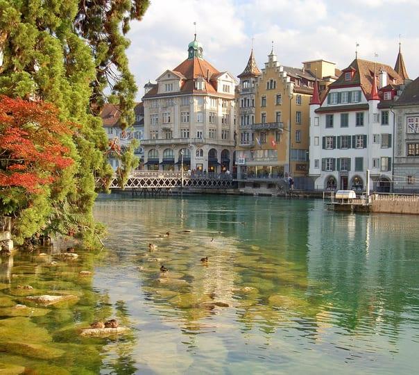 Switzerland Honeymoon Tour: Experience a Distinct Bond