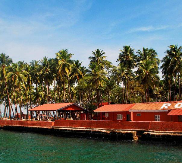 Ross Island and Chidiyatapu Tour