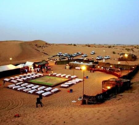 5 Days Dubai City Tour (flights Incl)