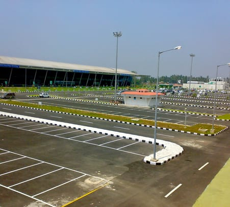 Kerala Airport Transfer: Trivandrum to Alleppey