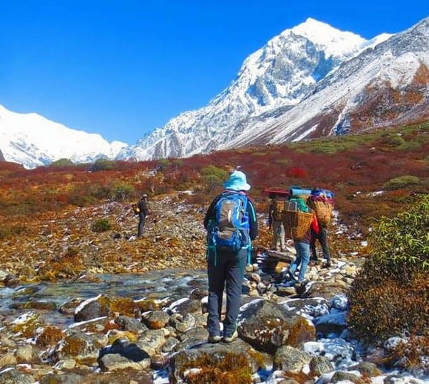 Dzongri Goechala Trek in Sikkim