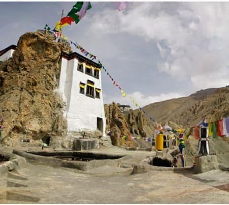 Jeep Tour to Lahaul - Spiti