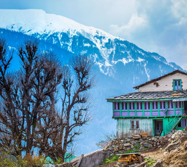 Kasol Camping with Chalal and Kheerganga Trek