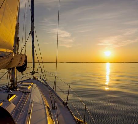 Sunset Sailing at Dona Paula in Goa - Flat 13% Off