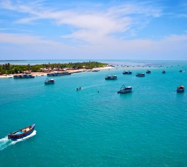 Kathadi & Rameshwaram Tour Package