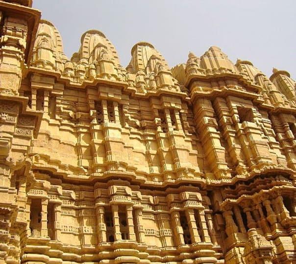Sightseeing in Jaisalmer