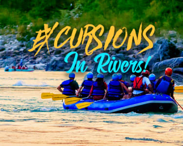 Adventure Camp in Manali With Rafting, Flat 17% Off