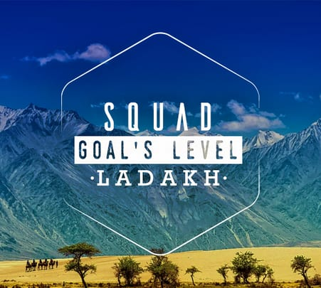 Leh Ladakh Tour Package from Delhi with Flights