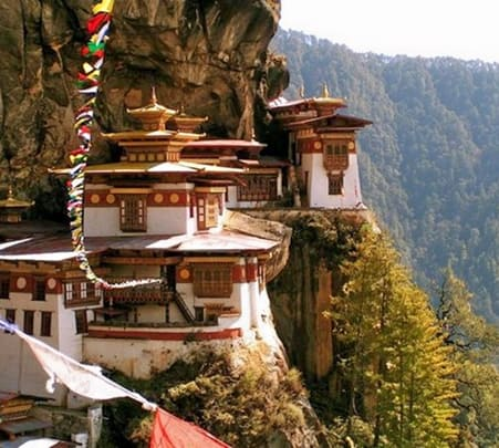 Backpacking Tour to Bhutan
