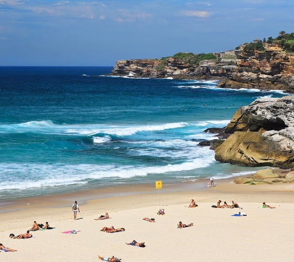 Beach Hopping Private Tour in Sydney