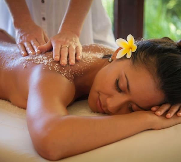 Danai Spa Body Scrub Therapy at Penang in Malaysia