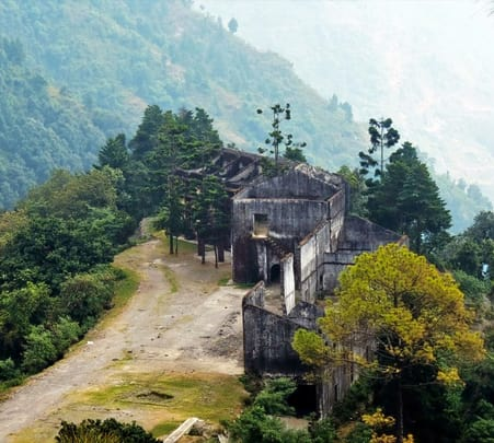 Haunted Lambi Dehar Mines Walking Tour, Mussoorie
