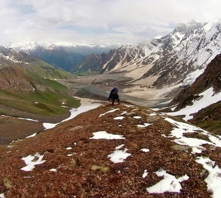 5 Days / 4 Nights Beas Kund Trek, Himachal Pradesh