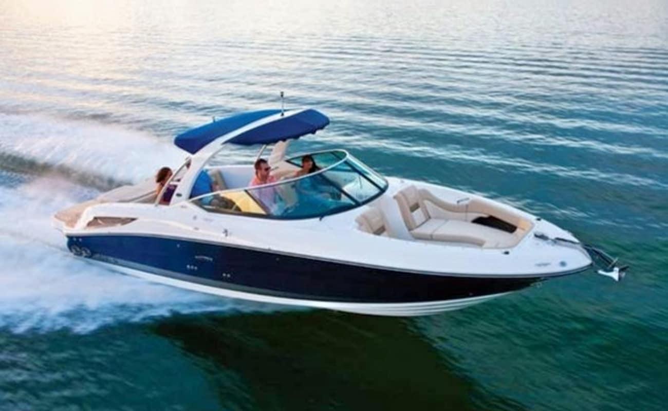 Luxury Speed Boat Cruise In Mumbai Thrillophilia