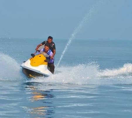 Jet Ski in Gokarna Flat 45% off