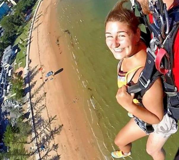 Skydiving in Brisbane
