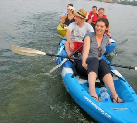 Kayaking Tour, Alleppey