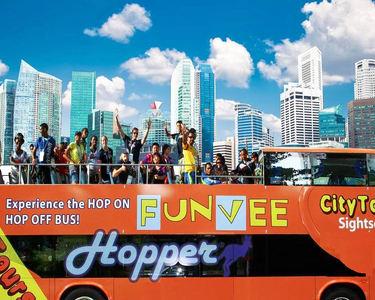 Funvee Open Top Bus Pass