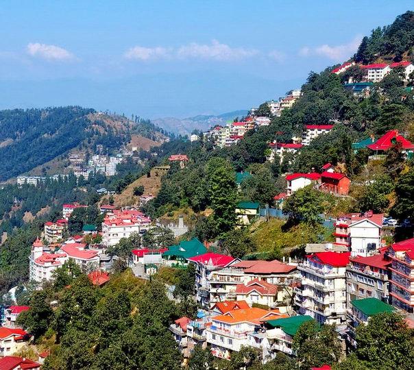 Full Day Heritage Walk in Shimla