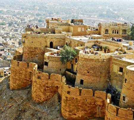 Jaisalmer City Sightseeing Tour