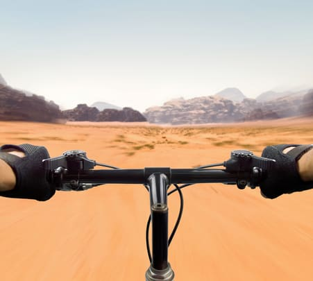 Exclusive Cycling Expedition in Jordan