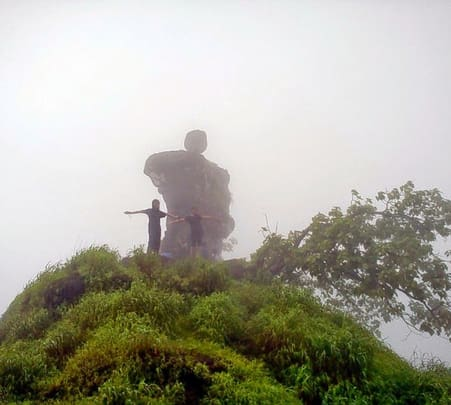 Monsoon Trek to Kohoj Fort