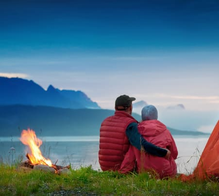 Valentines Special: Camping at Pavana Lake