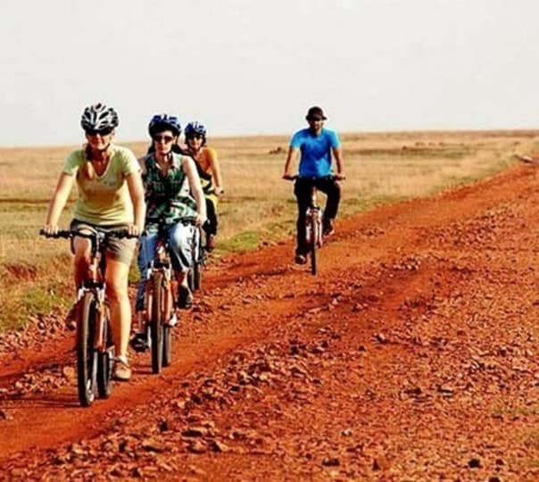 Sholay Adventure Cycling Tour, Bangalore