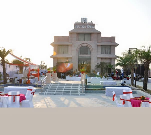 Stay at Heritage Haveli Resort in Haryana