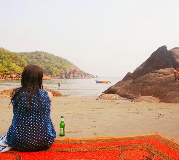 Sunny Island Trip at Goa