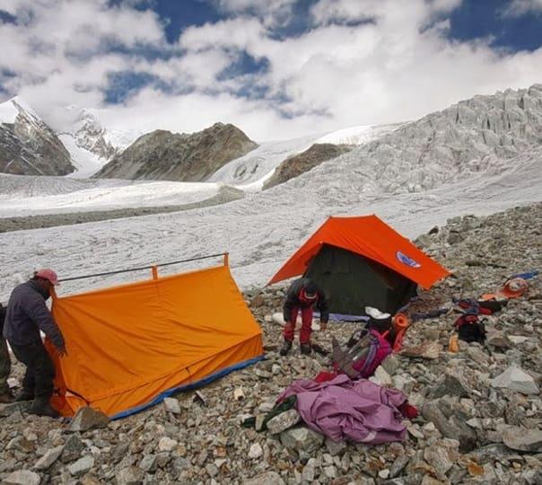 Panchachuli Trek for 9 Days/ 8 Nights, Uttarakhand