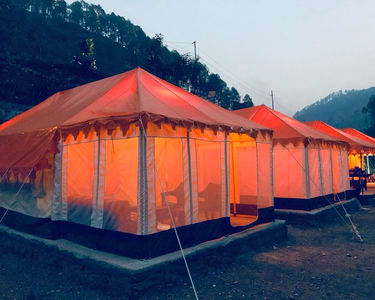 Village Camping near Mussoorie Flat 45% off