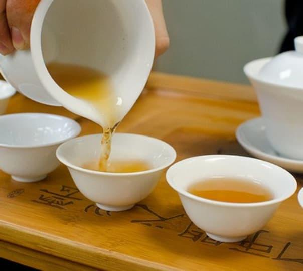 Tea Tasting at Quarry Bay in Hong Kong