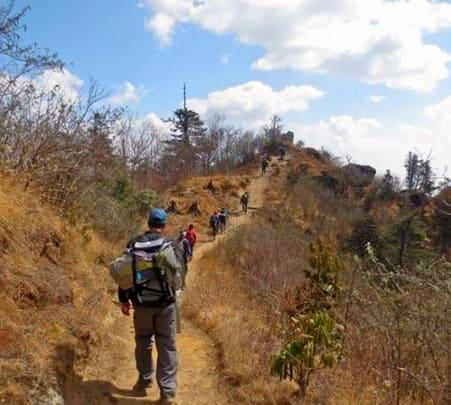Singalila Ridge Trek 2018, Sikkim