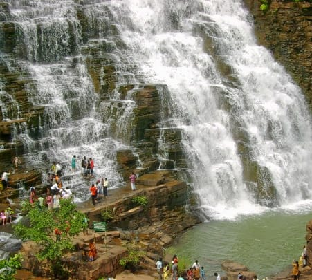 Chhattisgarh Tour with Amarkantak Valley and Temples Visit
