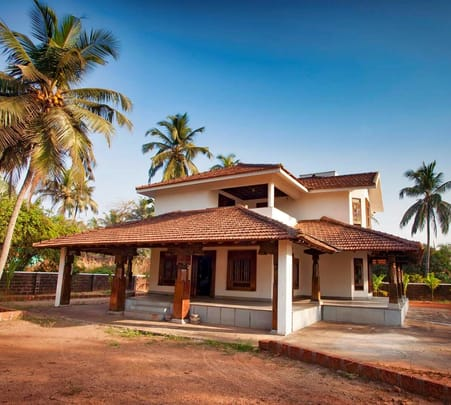 Antique Beach Homestay in Mangalore
