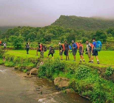 Trek to Ratangad from Mumbai