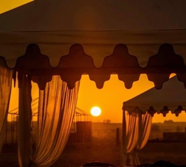 Luxury Camp Stay in Jaisalmer