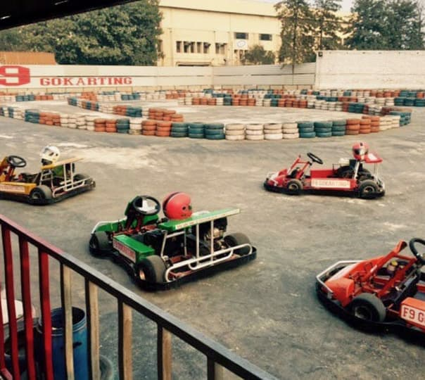 F9-Go-Karting, Gurgaon