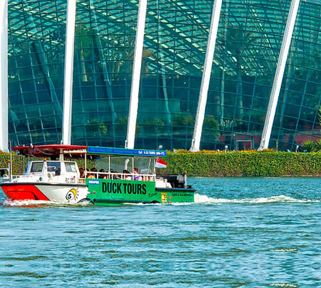 Duck Tours Singapore Flat 30% off