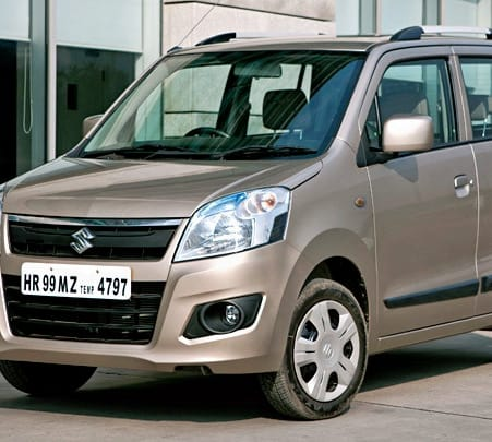 Rent a Wagon R (economy) in Mumbai