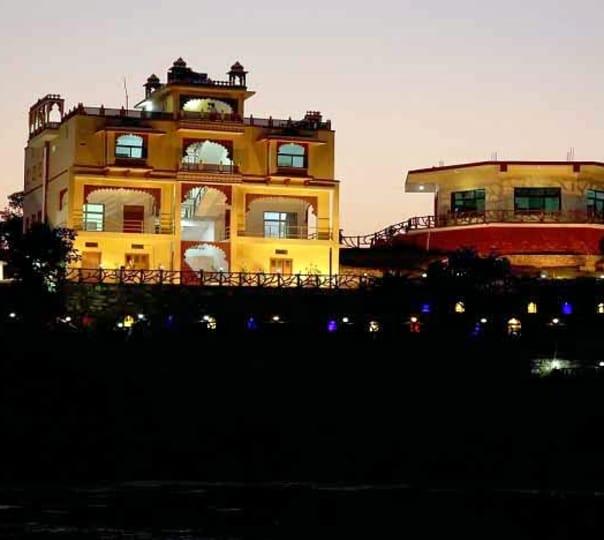 Stay in Resort at Kumbhalgarh
