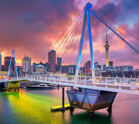 6 Nights Exciting New Zealand Holiday Tour of North Island