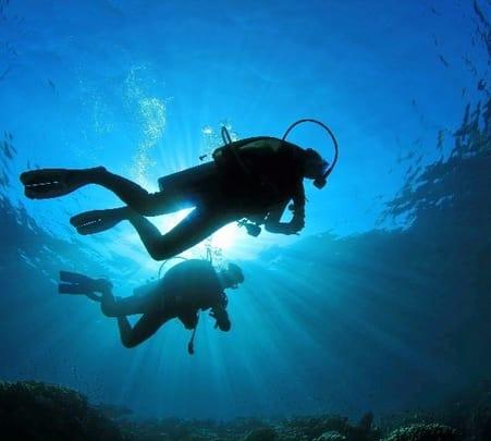 Scuba Diving and Parasailing in Tarkarli