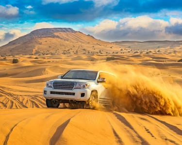 Explore Dubai in 4 Days with Desert Safari Flat 30% off