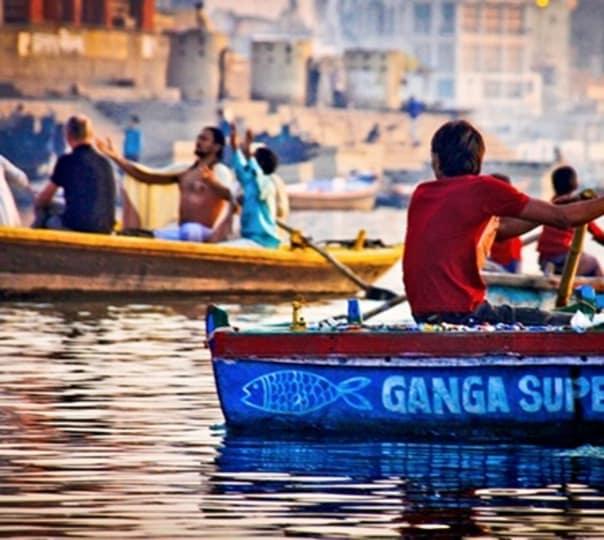 Kashi Yatra – Boat Ride, Varanasi