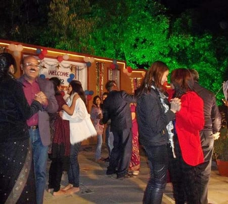 New Year Eve at Durshet Forest Lodge