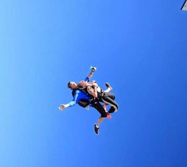 Skydiving Experience at Melbourne in Australia